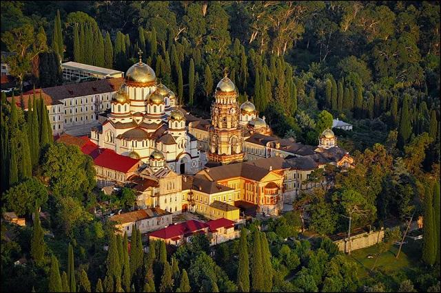 Abhazia-novi-Afon