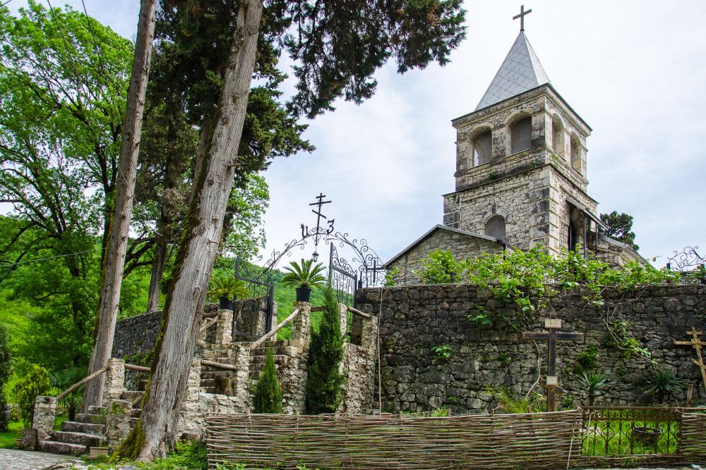 Abhazia-Kamany